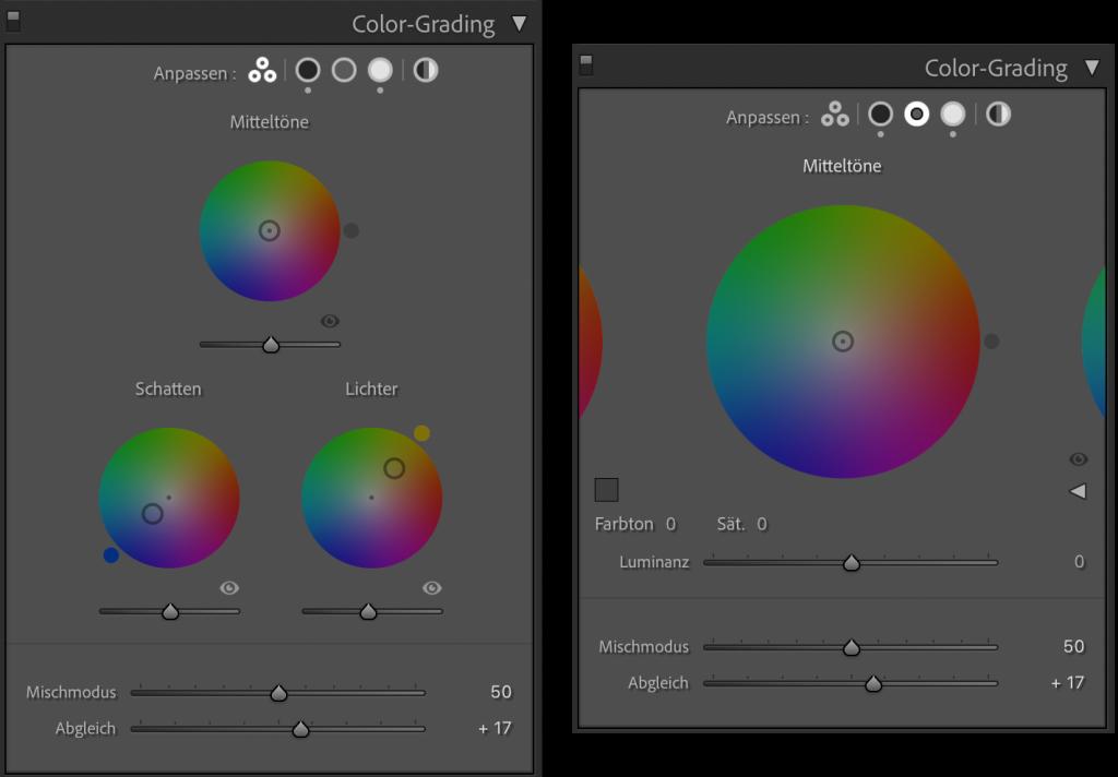 Color-Grading