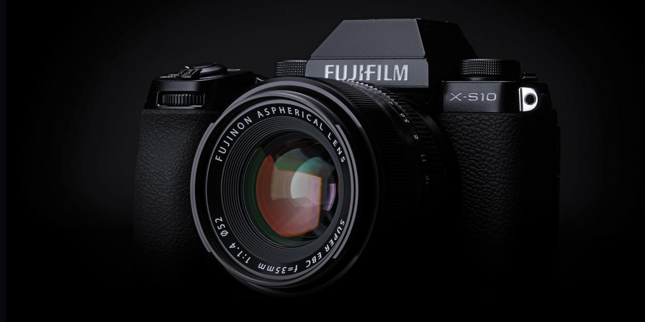 Attraktives Angebot: Fujifilm bringt X-S10 mit 26 Megapixel und IBIS