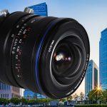 Laowa präsentiert 15mm F4.5 Zero-D Shift für Spiegellose
