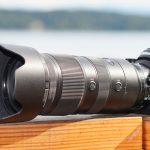 Ausprobiert: Nikon Z 70–200 mm 1:2,8 VR S