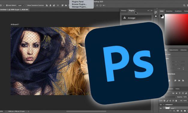 Adobe baut Photoshop mächtig aus