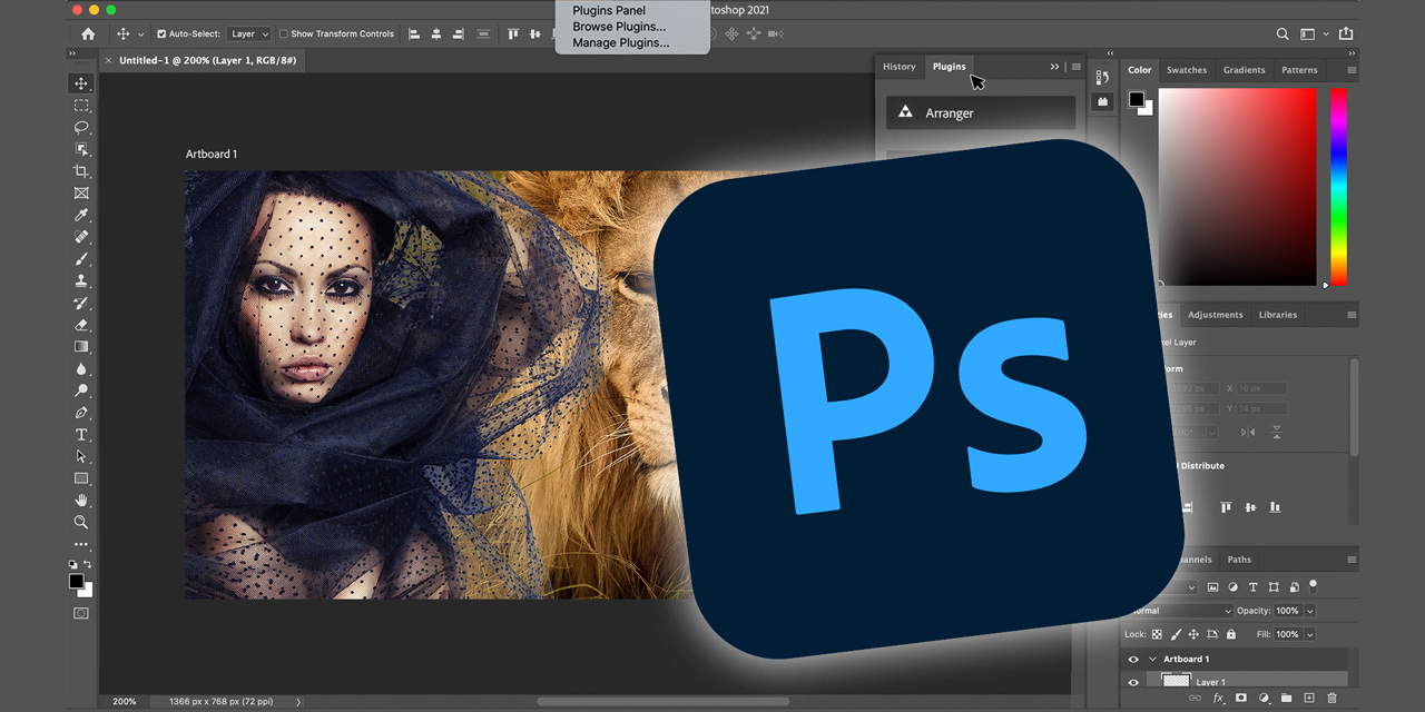 Adobe baut Photoshop mächtig aus   photoscala