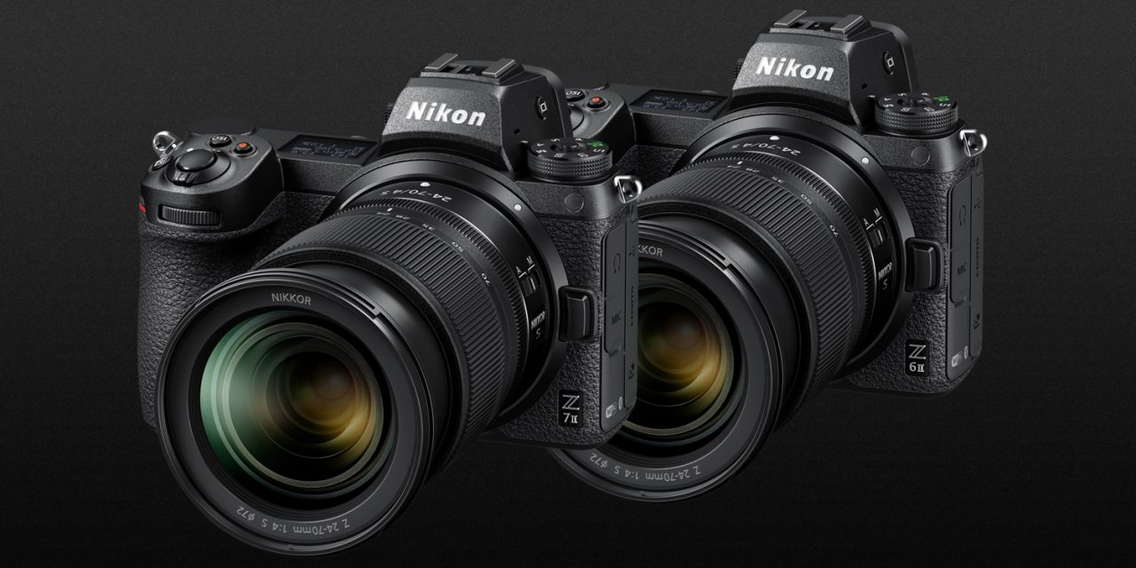 Z 7II und Z 6II: Nikon stellt zwei neue spiegellose Kleinbildkameras vor