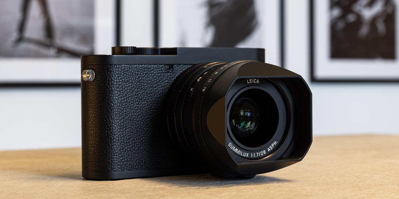 Leica Q2 Monochrom mit 47,3 Megapixel-Schwarzweiß-Sensor vorgestellt