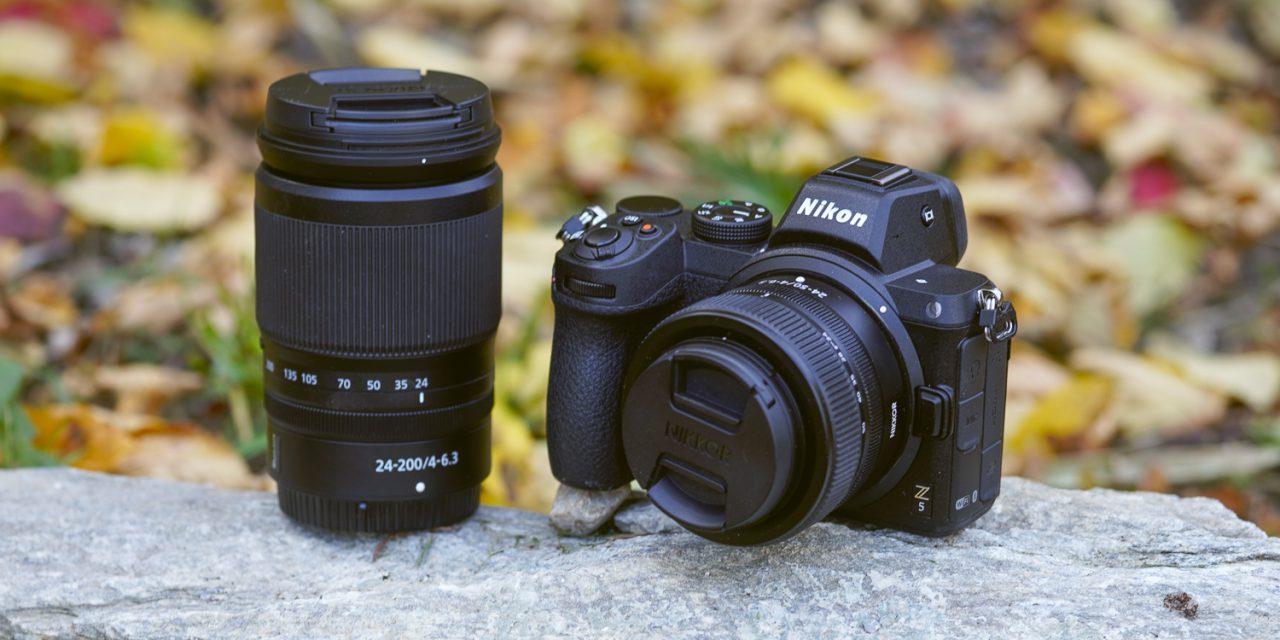 Nikon Z 5 Kits im Einsatz: Ideale Einsteigerpakete?