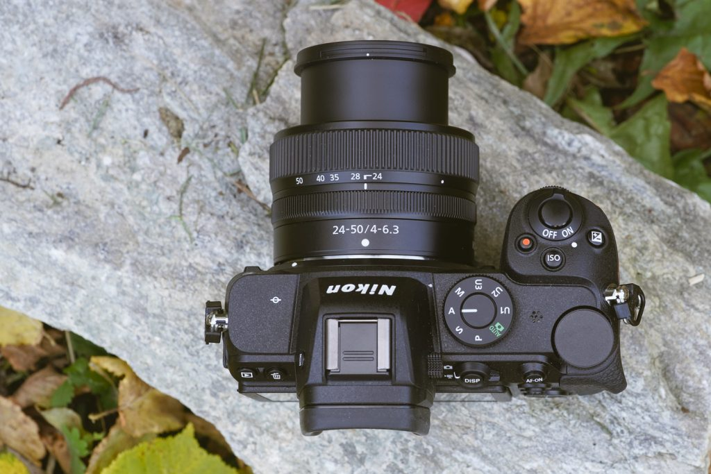 Nikon Z5 - 24-50mm