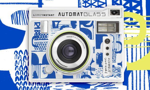 Neu von Lomography: Sofortbildkamera Lomo'instant Automat Glass Assemble Configure Edition