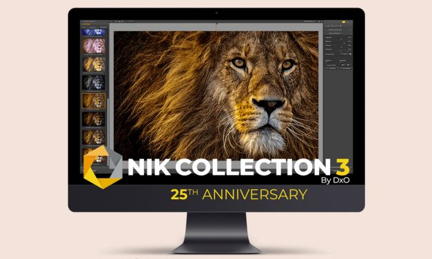 Nik Collection wird 25 Jahre alt und erhält ein Update auf Version 3.3