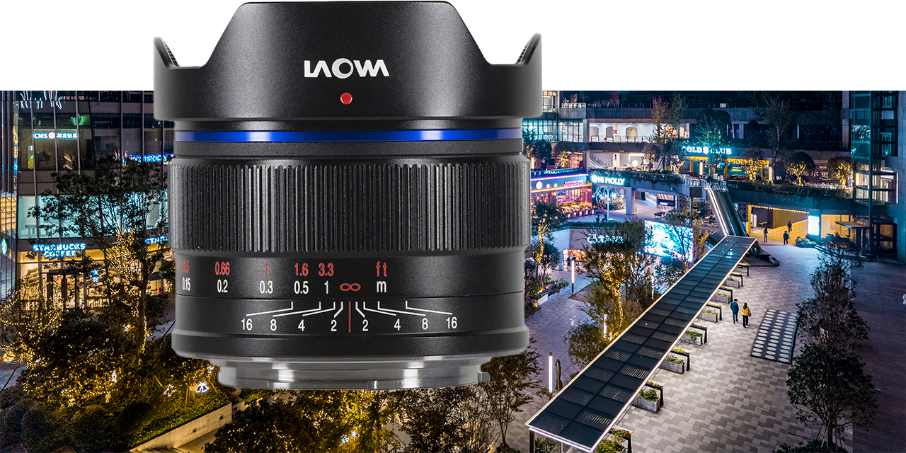 Laowa bringt bringt kompaktes 10mm f/2,0 Zero-D für MFT