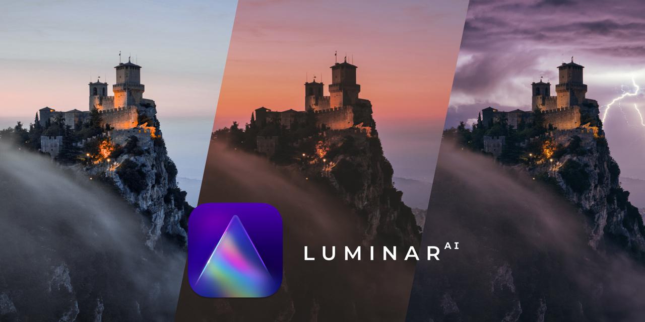 Luminar AI vereinfacht die Bildbearbeitung mithilfe künstlicher Intelligenz (aktualisiert)