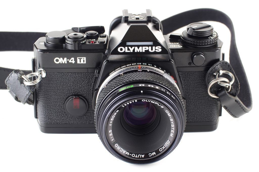 Olympus-OM-4-Ti