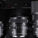 Sigma stellt drei Festbrennweiten für Sony E und L-Mount vor (aktualisiert)
