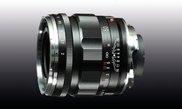 Voigtländer präsentiert 50mm / 1:2,0 APO-Lanthar asphärisch VM