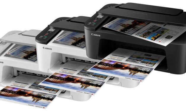 Canon Pixma TS3450: Günstigen All-In-One-Drucker – auch für Fotos