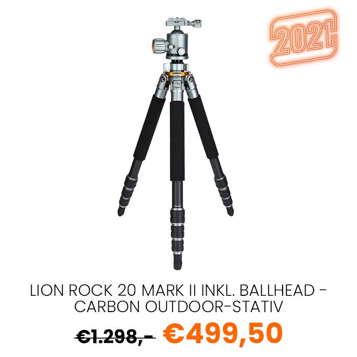 12 Lion Rock 20 inkl Ballhead