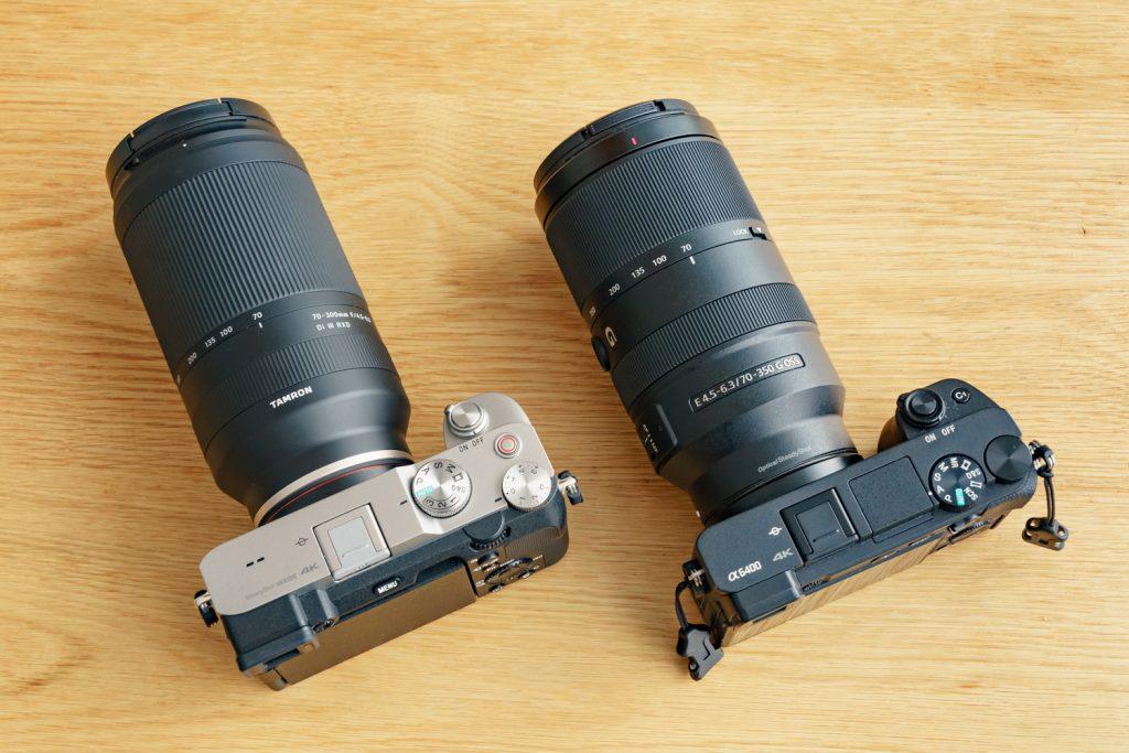 A7C-vs-A6400