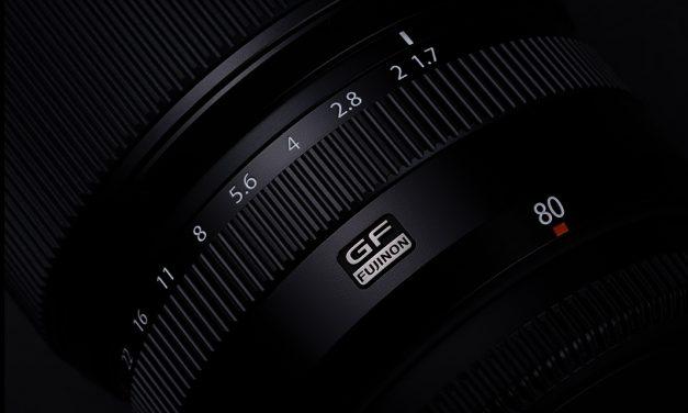 Fujifilm präsentiert: GF80mm F1.7 R WR – lichtstarkes Porträtobjektiv für Mittelformat