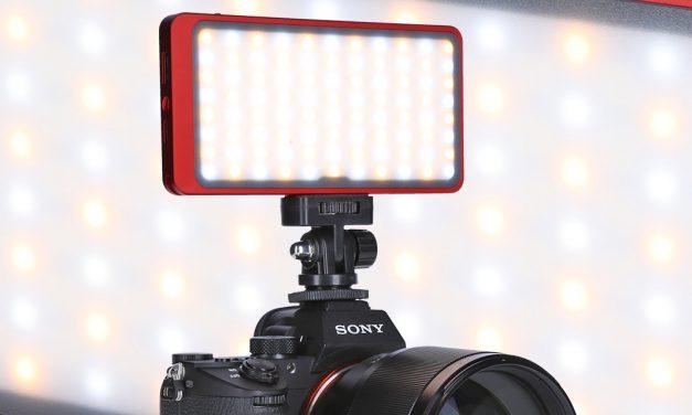Jinbei JR-70 RGB – LED-Dauerlicht im Smartphone-Format