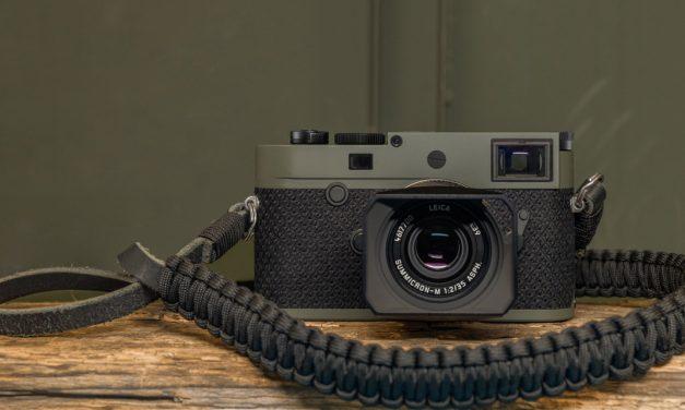 """Leica M10-P kommt als Sonderedition """"Reporter"""""""