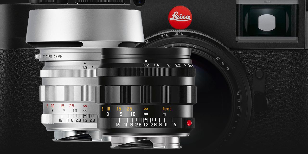Leica legt Klassiker Noctilux-M 1:1.2/50 ASPH. neu auf