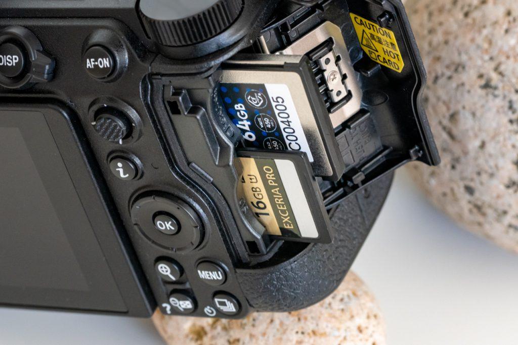 Nikon-Z6II-Cardslots