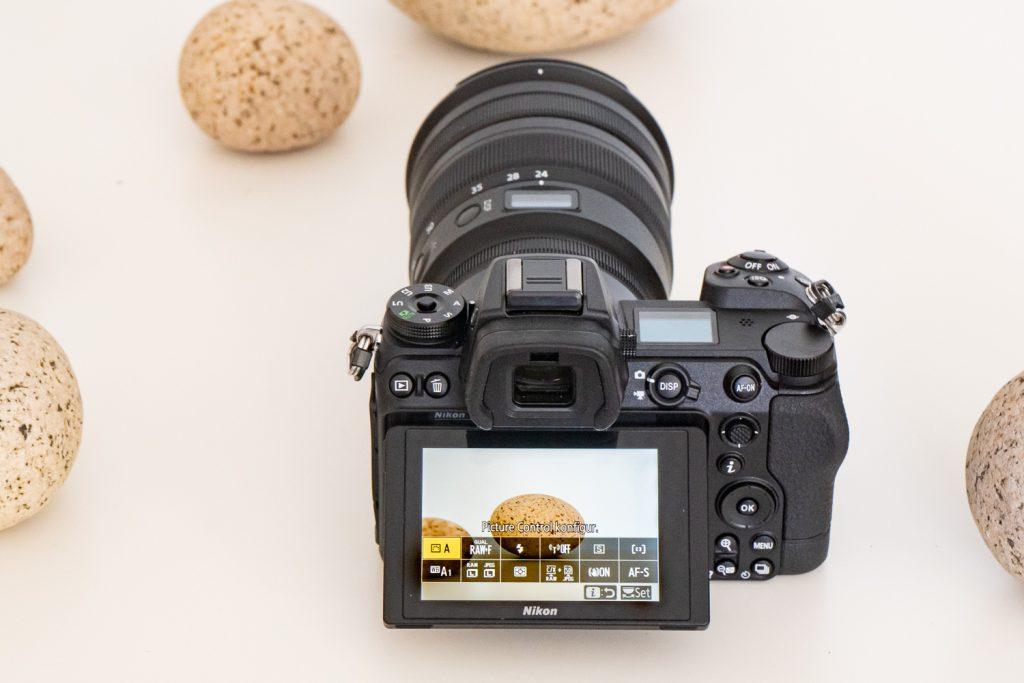 Nikon Z6II - Monitor