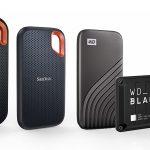 Western Digital stellt vor: Vier neue portable SSD mit jeweils 4 TB Speicherkapazität