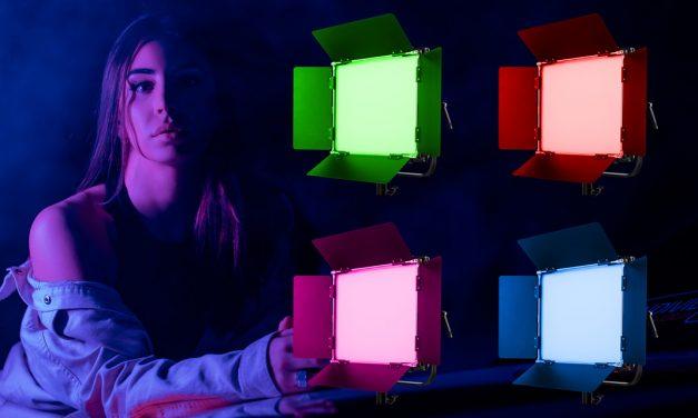 Walimex pro bringt neue RGBWW LEDs in verschiedenen Leistungsstufen