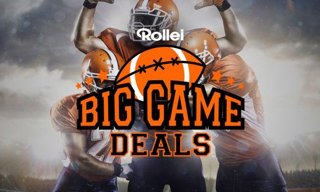 Rollei Big Game Deals: Bis zu 55 % sparen mit diesen starken Angeboten
