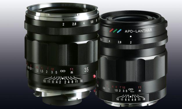 Neu von Voigtländer für Leica M und Sony E: 35mm / 1:2,0 APO-Lanthar asphärisch