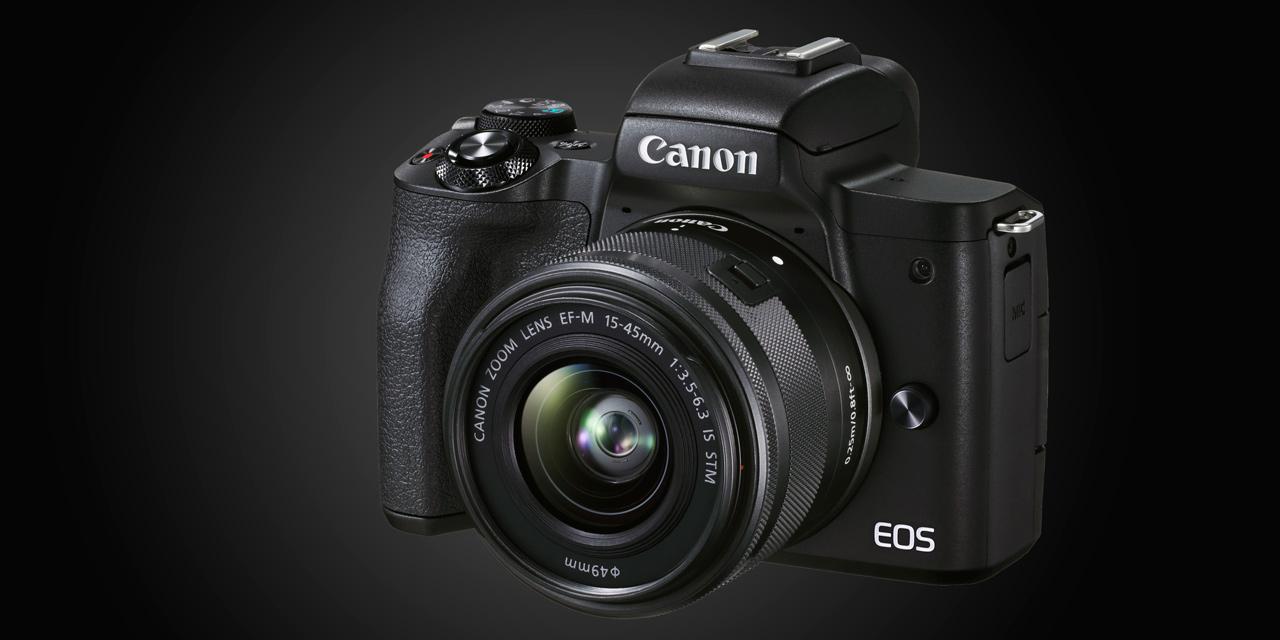 Canon EOS M50 Mark II kommt jetzt auch zu uns