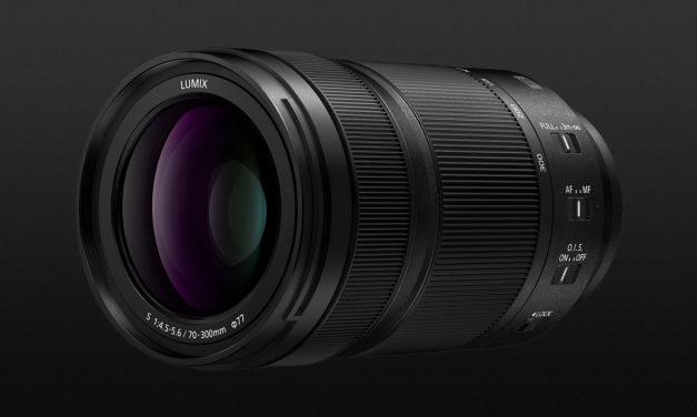 Panasonic Lumix S 70-300mm: Neues Telezoom für L-Mount