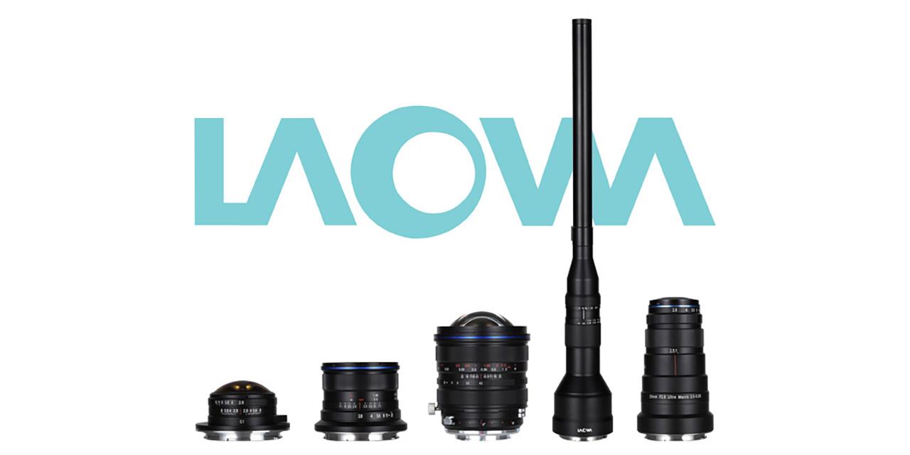 Laowa bringt fünf weitere Objektive für L-Mount