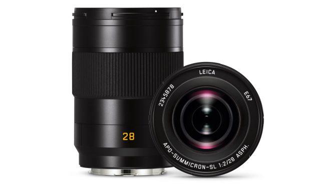 Leica bringt APO-Summicron-SL 1:2/28 ASPH. für L-Mount