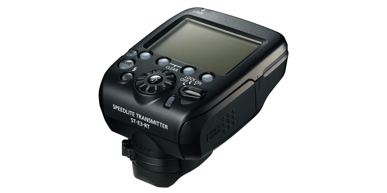 Ankündigung von Canon: ST-E3-RT Speedlite Transmitter Version 2