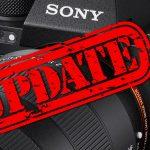 Sony Alpha 7S III: Firmware-Update bringt neues Farbprofil für Videofilmer
