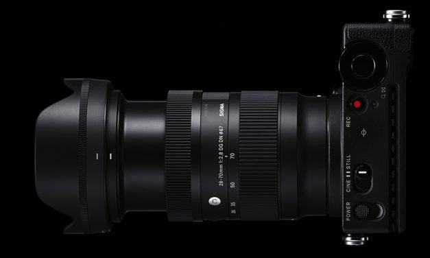 Sigma 28-70mm F2,8 DG DN – kompaktes Standardzoom für Sony E und L-Mount