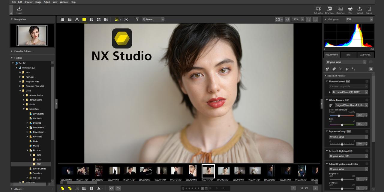 Nikon NX Studio – neue Komplett-Software für Nikon-Fotografen