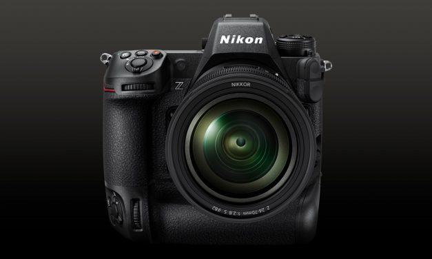 Nikon Z 9: Neues spiegelloses Flaggschiff offiziell angekündigt