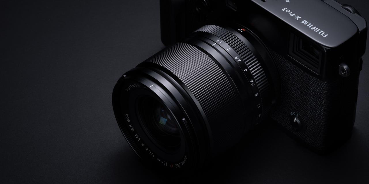 Fujinon XF18mmF1.4 R LM WR vorgestellt