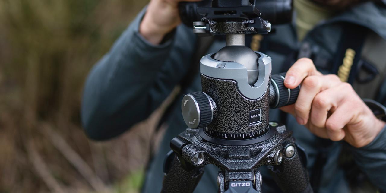 Gitzo stellt vor: zwei neue Kugelköpfe für schwere Tele-Objektive
