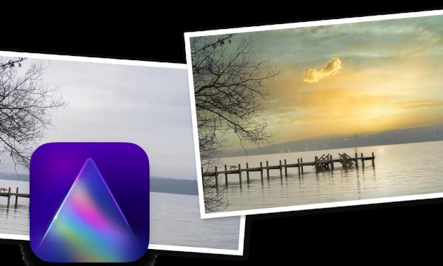 Luminar AI 2.0: So perfekt wirkt jetzt der ausgetauschte Himmel