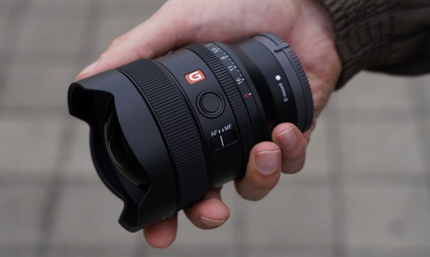 Sony präsentiert: FE 14 mm F1.8 GM – lichtstarkes Superweitwinkel