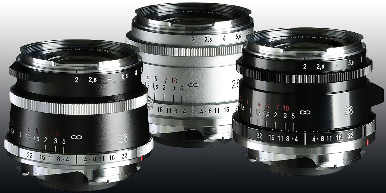 Neuauflage von Voigtländer: Ultron 28mm F/2.0 asphärisch