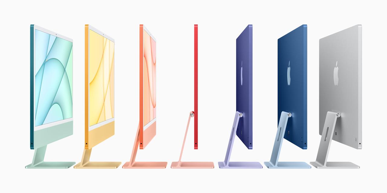 Apple rüstet auf: neuer iMac und iPad Pro jetzt mit M1-Chips