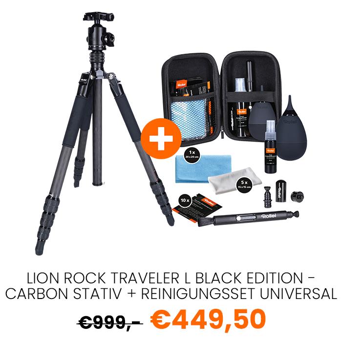 11 Lion Rock Traveler S Black E