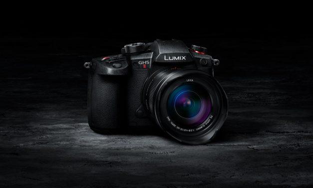 Panasonic präsentiert Lumix GH5 II, das neue MFT-Spitzenmodell (aktualisiert)