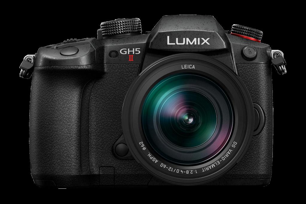 LUMIX-GH5-II_LKIT_front