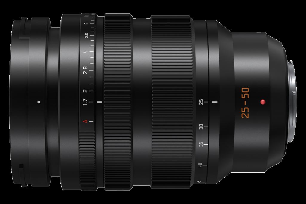 Leica DG 25-50mm F1.7