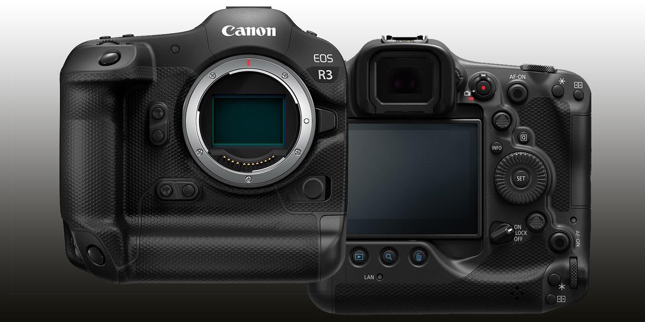Canon EOS R3: Weitere Details zur kommenden Top-Spiegellosen enthüllt